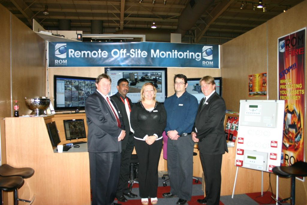 Remote off-site monitoring was established