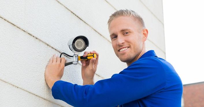 Upgrading CCTV Monitoring.