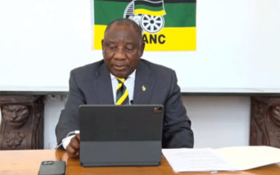 RAMAPHOSA: ANC NEC CONDEMNS ATTACKS ON PALESTINIANS IN ISRAEL